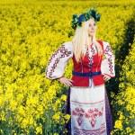 RUSSIAN WOMAN — Stock Photo