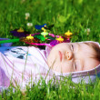 Royalty-Free Stock Photo: Baby sleeps