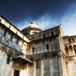 Cathedral in Pisa Italy - Stock Photo