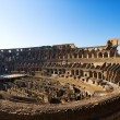 Royalty-Free Stock Photo: Coliseum panorama