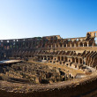 Stock Photo: Coliseum panorama