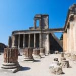 Ruins of Pompeii Italy — Stock Photo #1194878
