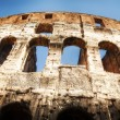 Coliseum in Rome Italy — Stock Photo