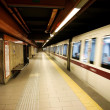 Underground station — Stock Photo #1194975