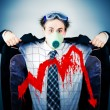 Economical crisis concept — Stock Photo #1195012