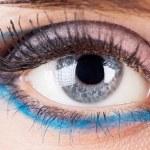 Woman eye closeup — Stock Photo