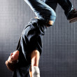Young man modern dance — Stock Photo #1195316