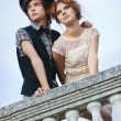 Young elegant couple — ストック写真 #1195558