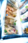 Réfrigérateur futuriste — Photo