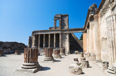 Ruins of Pompeii Italy — Stock Photo