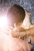 Young couple passion — Stock Photo