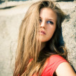 Young woman portrait — Stock Photo #1328590