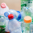 Plastic bottles - Foto Stock