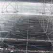 Great scaffold - Stockfoto