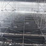 Great scaffold — Stock Photo