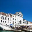 Quay of Venice Italy — Stock Photo