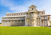 Cathedral in Pisa Italy — Stock Photo