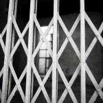 Prison bar — Stock Photo #1348250
