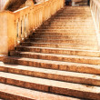 Classic stone stairs — Stock Photo