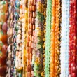 Lots of beads — Stock Photo