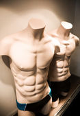 Male mannequin — Stock Photo