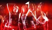Disco dance — Stock Photo