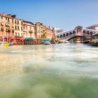 Venice Grand Canal — Stock Photo #1355600