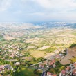 San Marino panorama — Stock Photo