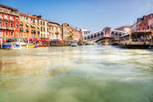 Venice Grand Canal — Stock Photo