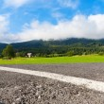 paisagem Alpes — Foto Stock