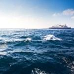 Sea travel — Stock Photo