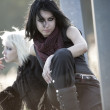 Two goth women — Stock Photo #1369030