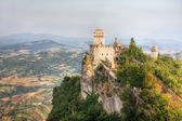 San Marino high tower — Stock Photo