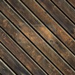 Dark old wood — Stock Photo