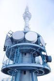 Modern tv tower — Stock Photo