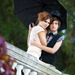 Young couple — Stock Photo #1395330