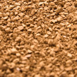 Stock Photo: Coffee in granules perspective