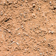 Sand with small pebbles texture — Stock Photo