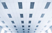 Ceiling at lecture hall — Stock Photo
