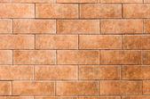New red brick — Stock Photo