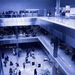 大きい展覧会センター — ストック写真