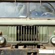 Old russian truck — Stock Photo
