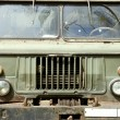Old russian truck — Stock fotografie