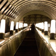 Underground escalator -  