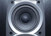 Loud speaker close view — Stock Photo