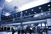 Modern exhibition center — Stock Photo
