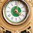 Antique clock — Stock fotografie