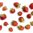 Some strawberry — Stock Photo