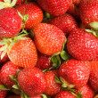 Strawberries background — Stock Photo #1676163