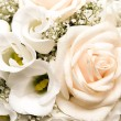 Stock Photo: Wedding bunch of flowers
